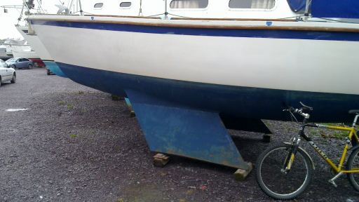 Before anti-fouling