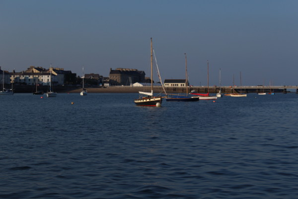 Moored in Beaumaris