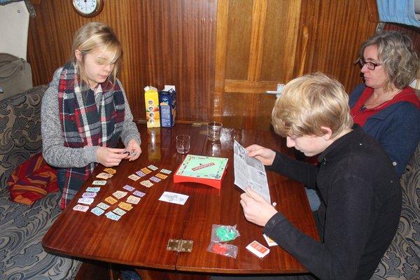 Preparing monopoly
