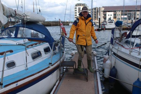 Victory dock, Caernarfon