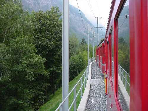 Train to Zermatt